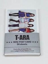 T-Ara TARA Photo Mini Post Card 56 Sheets KPOP BoRam JiYeon HyoMin EunJung Qri