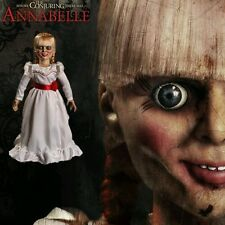 "Annabelle The Conjuring 18"" Scaled Prop Replica Doll Mezco NIB In Stock"