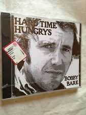 BOBBY BARE CD HARD TIME HUNGRYS EDCD 551 1998 COUNTRY