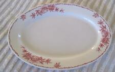 "Caribe China Restaurant Ware 13"" Oval Platter"