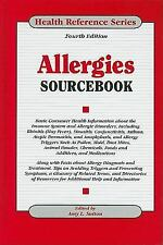 Allergies Sourcebook, Allergies, New & Used Textbooks, 1. Book, , Excellent, 201