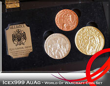 World of Warcraft - Limited Edition Alliance Collectible Coin Set 0177 / 1000