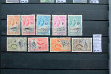 LOT STAMPS TRISTAN DA CHUNA USED (F92462)