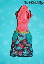 MONSTER HIGH FREAKY FUSION LAGOONAFIRE LAGOONA DOLL OUTFIT REPLACEMENT DRESS