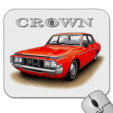 73' 74'  TOYOTA CROWN  MS65   2600  SALOON      MOUSE PAD   MOUSE MAT