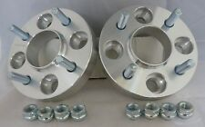 4x108 20mm ALLOY Hubcentric Wheel Spacers Ford Fiesta Mk7 2008 onwards 1 Pair