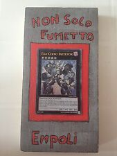 YU GI OH - EXA-CERVO INZEKTOR GAOV-IT050 - NEAR MINT - ITALIANO