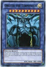 Obelisk Ultra God Card NM YuGiOh Limited PROMO LC01-EN003 Mint