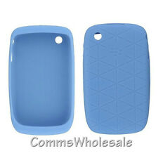 Genuine BlackBerry acc-24540-201 AZZURRO PELLE 8520 9300 CURVA