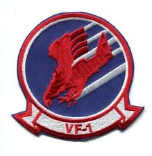 TOP GUN MOVIE MAVERICK GOOSE COUGAR VF-1 US Navy Fighter Squadron Jacket Patch