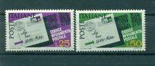 Italia Repubblica 1968 - B.1160/61 - Codice di Avviamento Postale (II)
