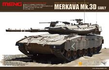 Meng Model 1/35 TS-001 Merkava Mk.3D Early