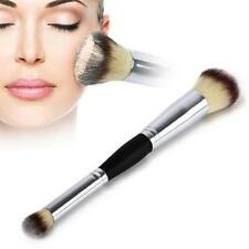 Makeup Cosmetic Brushes Contour Face Blush Eyeshadow Powder Foundation Tools  A