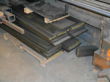 3/4 x 10 x 12 inch 1018 CF -  Steel Flat Bar .75 x 10 x 12 Cold rolled (CRS)