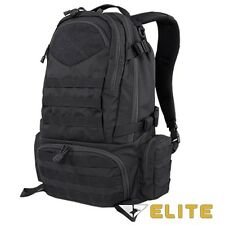 Condor 111073 Tactical Elite Titan Assault Hiking Travel Combat Backpack Black