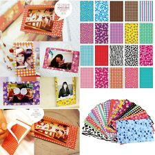 Polaroid Films 8 7S 25 50S Photo Stickers For FujiFilm A14 Mini Instant Colorful