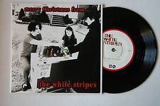 White Stripes Merry Christmas From... UK 7in 2002