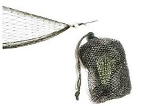 ARMY HAMMOCK military mesh hanging net rope camp bed garden wild camping fishing