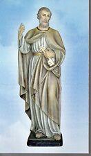 817 San Pietro  Santino Holycard