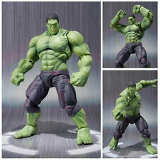 6'' Marvel Avengers Figma Hulk Anime PVC Movable Action Hero Figure Toy Gifts