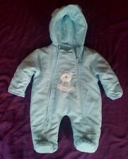 Little Bear Baby Snowsuit - 0-3 months by Bebe Bonito