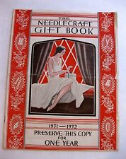 1931 Needlecraft Gift Book Great Gift Images from the 1930s