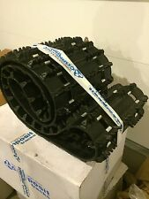 "New Composit T28 snowmobile track 121 X 15 X 1.1"" Lug, Fully Clipped"