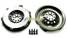 FX 4140 CHROMOLY LIGHTWEIGHT CLUTCH FLYWHEEL 95-99 BMW M3 Z3 E36 S50 S52