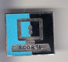RARE PINS PIN'S .. GENDARMERIE PC INFORMATIQUE APPLE IBM SCOR PARIS 75 ~BV