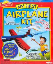 MY FIRST AIRPLANE EDUCATIONAL MAKE-IT-YOURSELF SCIENTIFIC EXPLORER SCIENCE KIT