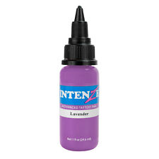 LAVENDER Intenze Authentic Tattoo Ink 1oz 30ml Bottle NEW Sterile High Quality