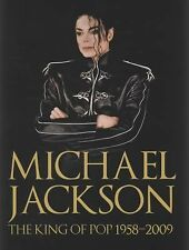 Michael Jackson - The King of Pop, 1958-2009 by Chris Roberts (2010, Hardcover)