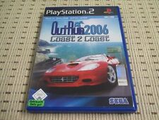 Out Run 2006 Coast 2 Coast für Playstation 2 PS2 PS 2 *OVP*