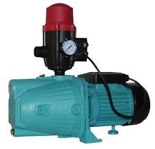 Pompe d'arrosage JET100 avec pressostat POMPE DE JARDIN pour puits 1100 W 60l/m