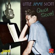 Great Scott! - Little Jimmy Scott (2014, CD NEUF)2 DISC SET