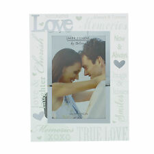 Mirrored Photo Frame Romantic Love Christmas Stocking Gift Ideas For Her & Him