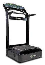 New Vibra Wav Pro XT BLACK Vibration Whole Body Vibrating Exercise Platform