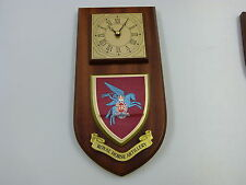 RHA AIRBORNE 7 PARA ROYAL HORSE ARTILLERY CLASSIC HAND MADE TO ORDER  WALL CLOCK