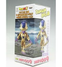 Banpresto Dragon ball Z WCF Gold Freezer