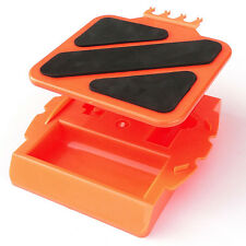 Heavy Duty R/C Car Stand 1/10 to1/8 Scale Cars, Trucks, & Buggies, Orange 10900
