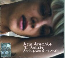 ASIA ARGENTO VS. ANTIPOP ARCHIGRAM & FRIENDS - CD NUOVO SIGILLATO RARO