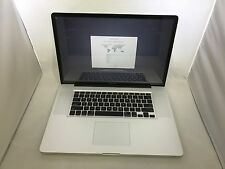 MacBook Pro 17 Early 2011 2.2GHz i7 16GB 480GB SSD Excellent