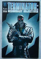 The Terminator: Secondary Objectives #1 (Jul 1991, Dark Horse)