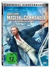 Master and Commander - Russell Crowe - DVD - OVP - NEU