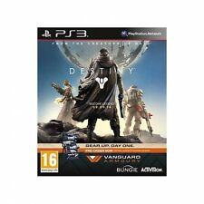 Destiny Vanguard Edition Game Sony PlayStation 3 PS3 Brand New