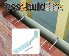 Timber Frame Wall Ties Stainless Steel For 75mm Cavity ( Box 250 )