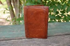 Vintage Coach Small Leather Wallet