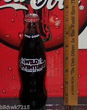 2006 WILD ADVENTURES 10 YEARS OF FUN 1996 - 2006 8 OUNCE  COCA - COLA  BOTTLE