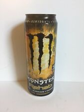 Monster Rehab 23oz Can Discontinued Very Rare Product. 1 Sealed Unopened Unit