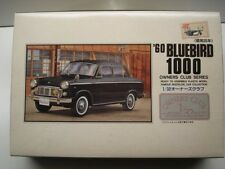 "ARII 1:32 Scale ""Owners Club"" '60 Bluebird 1000 Model Kit - New & Rare-Kit No 27"